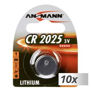 10x1 Ansmann CR 2025