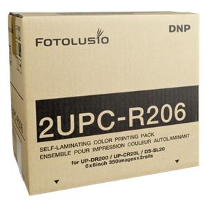 Sony/DNP 2UPC-R206 15x20 cm 2x 350 Sheets