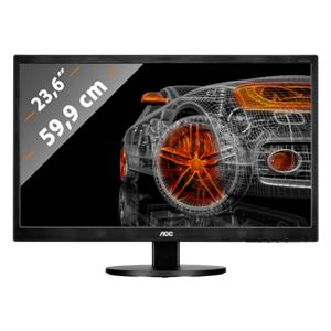AOC E2470SWHE LED Monito