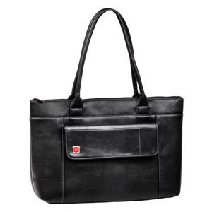 Rivacase 8991 Lady's Bag  15,6 black PU leather