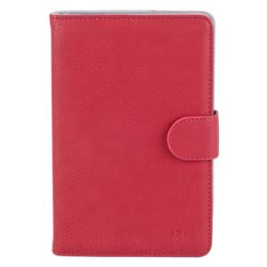 Rivacase 3017 Tablet Case 10,1 Red PU leather Universal