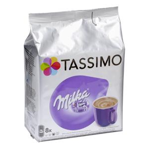 Tassimo Milka 8 T-Discs