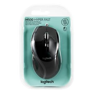 Logitech M500 Corded Mou