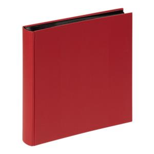 Walther Fun red 30x30 100 black pages Bookbound FA308R