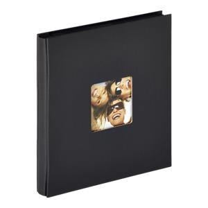 Walther Fun black 10x15 400 Photos pocket album EA110B