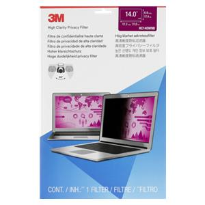 3M HC140W9B Privacy Filt