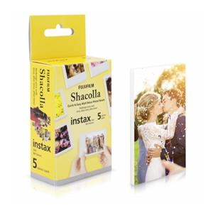 1x5 Fujifilm SHACOLLA BOX 5,4x8,6 Instax Mini  70100135751