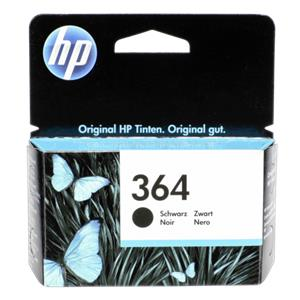 HP CB 316 EE ink cartridge black   No. 364