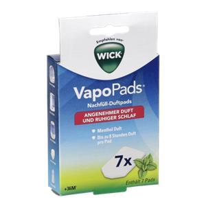 Wick WH 7 Classic Menthol Vapo Pads