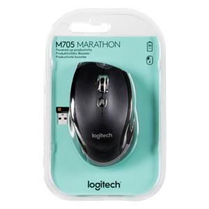 Logitech M705 silver