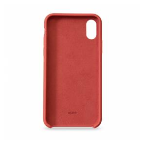 KMP Silicon Case iPhone X red