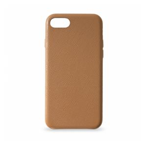 KMP Leather Case iPhone 8 Brown