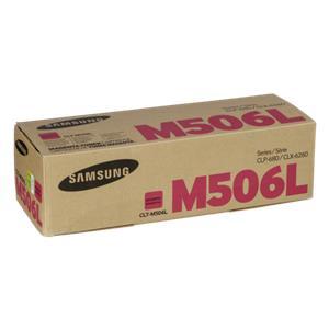 Samsung CLT-M 506 L Toner magenta