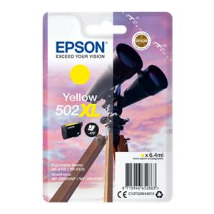 Epson ink cartridge yellow 502 XL                    T 02W4