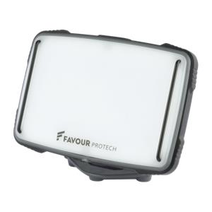 Favour LED PROTECH Panel 1350 lm IP 67, 2600mAh LI-ION     L0927