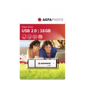 AgfaPhoto USB 2.0 silver