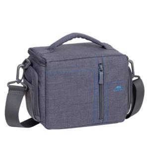 Rivacase 7502 Camera bag grey