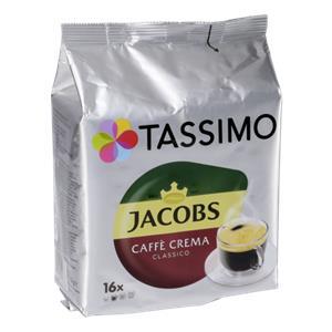 Jacobs Caffe Crema Class