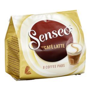 Senseo Cafe Latte 8 Pads