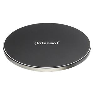 Intenso Wireless Charger QI incl Fast Charge Adapter schwarz