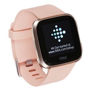 Fitbit Versa peach/rose