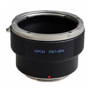 Kipon Adapter for Pentax 67 to Fuji GFX