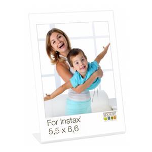 Deknudt S58RL1V          5,5x8,6 Resin Frame transparent plexi