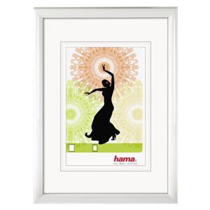 Hama Madrid white 21x29,