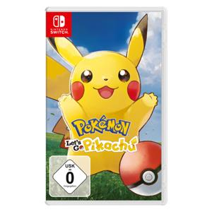 Nintendo Switch Pokemon: Let´s Go, Pikachu