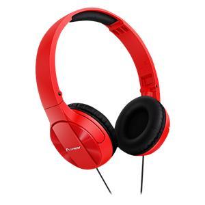 Pioneer SE-MJ503-R red
