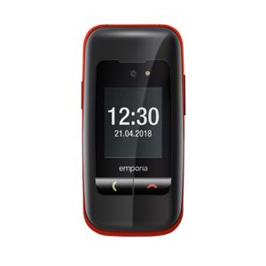 Emporia ONE black/red