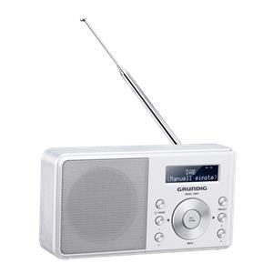 Grundig Music 6000 DAB+ white