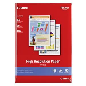 Canon HR-101 N A 4, 50 sheet 106 g