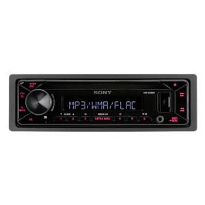 Sony CDX-G1300U red - OD