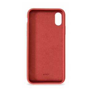 KMP Silicon Case iPhone Xr red