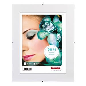 Hama Clip-Fix NG         21x29,7 Frameless Picture Holder   63020