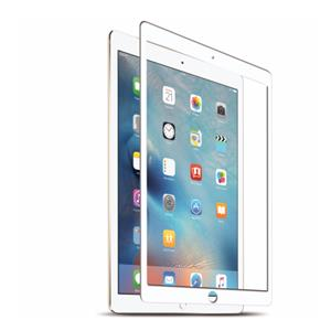 KMP Full Screen safety glass iPad Pro 10,5  white