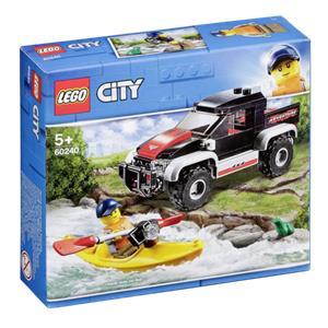 LEGO City 60240 Kayak Ad