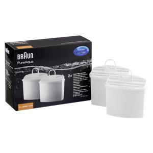 Braun Wasserfilter Set S