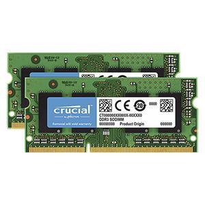 Crucial 8GB (2x4GB) DDR3