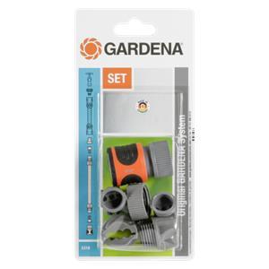 Gardena Soaker Hose Conn