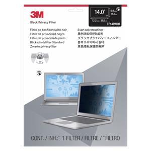 3M TF140W9B Privacy Filt