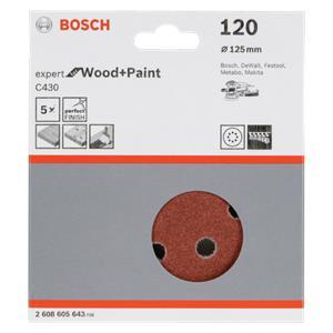 Bosch Sanding Pad C 430