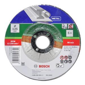Bosch 5-piece cutting di