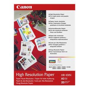 Canon HR 101 N A 3, 20 s