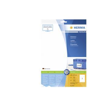 Herma Labels 210x297 10