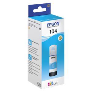 Epson EcoTank cyan T 104