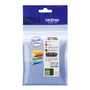 Brother LC-3219 XL Value Pack C/M/Y/BK