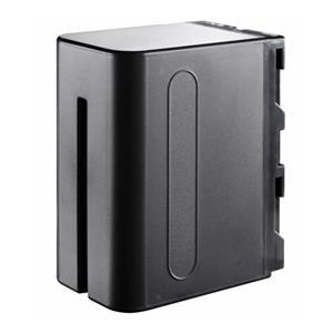 walimex Li-Ion Akku 6600mAh for Sony NP-F960
