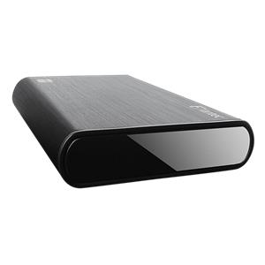 FANTEC DB-ALU31A black 3,5 SATA USB 3.1 Typ-C